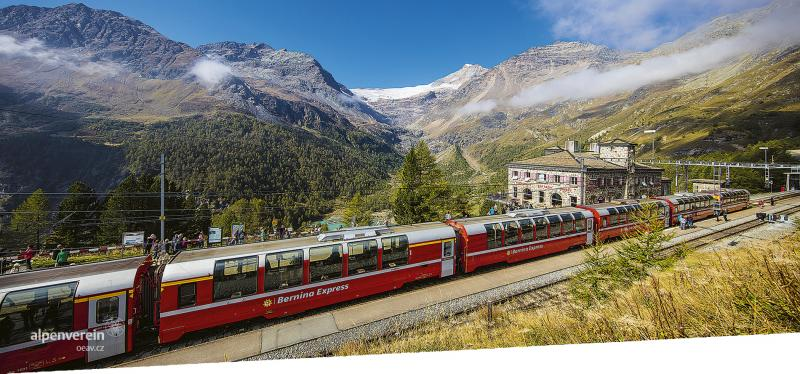 Alpenverein OEAV.CZ | Bernina Express